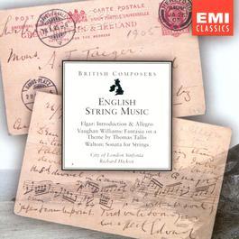 English String Music 1998 Richard Hickox