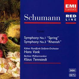 Schumann: Symphonies Nos. 1 'Spring' & 3 'Rhenish' 1997 Klaus Tennstedt