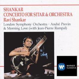 Shankar - Sitar Concerto/Morning Love 1987 Ravi Shankar