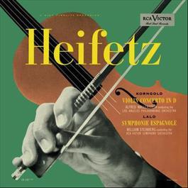 Symphonie espagnole, Op. 21 2011 Jascha Heifetz