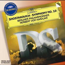 Shostakovich: Symphony No.10 In Eminor, Op. 93 1995 Berliner Philharmoniker; Herbert Von Karajan