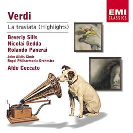 Verdi: La Traviata (Highlights) 2001 Aldo Ceccato