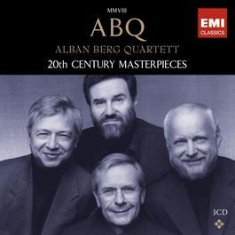 20th Century Masterpieces 2008 Alban Berg Quartet