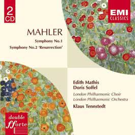 Mahler : Symphonies 1 & 2 2000 Klaus Tennstedt