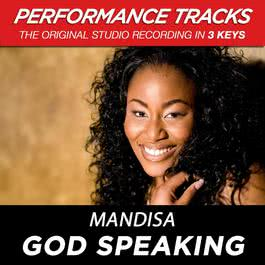 God Speaking (Performance Tracks) - EP 2009 Mandisa