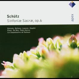 Schütz : Symphoniae sacrae Op.6 : XI Benedicam Dominum in omni tempore SWV267 2004 Les Sacqueboutiers de Toulouse