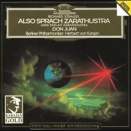 Strauss, R.: Also sprach Zarathustra; Don Juan 1993 Berliner Philharmoniker; Herbert Von Karajan; Thomas Brandis
