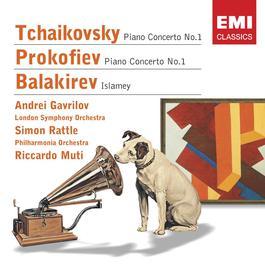 Prokofiev/Tchaikovsky: Piano Concertos etc. 2005 Andrei Gavrilov