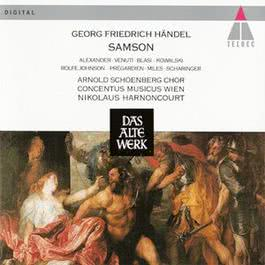 Act 2 Scene 2 : Her faith and truth, oh Samson, prove 2004 Arnold Schoenberg Chor; Erwin Ortner