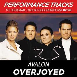 Overjoyed (Performance Tracks) - EP 2009 Avalon
