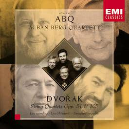 Dvorak: String Quartets Op. 51 & 105 2005 Alban Berg Quartet