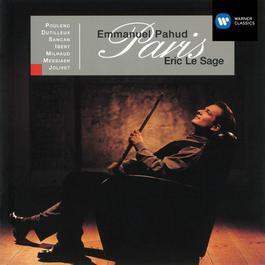 Paris - French Flute Music 1998 Emmanuel Pahud