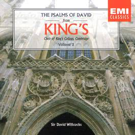 The Psalms Of David Vol.2 2003 Cambridge King's College Choir