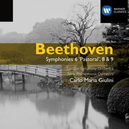 Beethoven: Symphonies Nos. 6, 8 & 9 2004 Carlo Maria Giulini