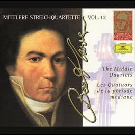 Beethoven: The Middle Quartets 1997 Various Artists
