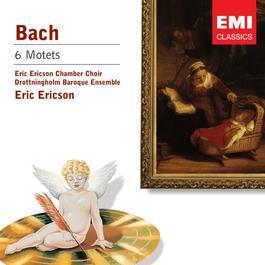 Bach: Motets 2006 Eric Ericson Chamber Choir