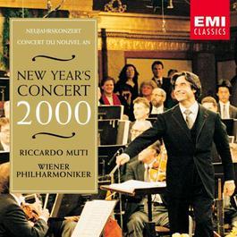 New Year's Concert 2000 2000 Riccardo Muti; 維也納愛樂樂團