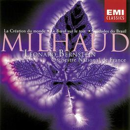 Milhaud - Orchestral Works 1987 Leonard Bernstein