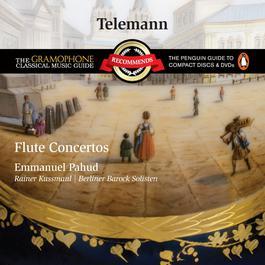 Telemann Concertos 2002 Emmanuel Pahud