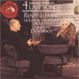 Richard Strauss: 4 Last Songs; Orchesterlieder; Der Rosenkavalier Suite 2016 Christoph Eschenbach