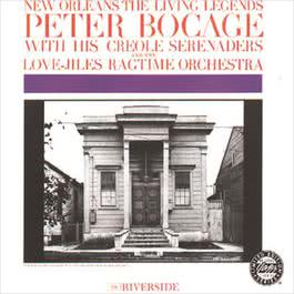 New Orleans: The Living Legends 1994 Peter Bocage With His Creole Serenaders