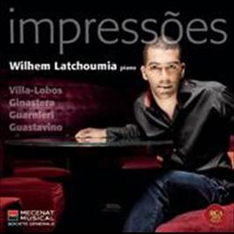 Impressoes 2008 Wilhelm Latchoumia