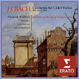 Bach - Violin Concertos 1993 Orchestra of The Age of Enlightenment