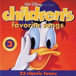 Children's Favorite Songs Volume 3 2009 Disney
