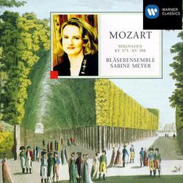 Mozart: Wind Serenades No.11 K.375 & No,12 K.388 [384a] 2015 Sabine Meyer