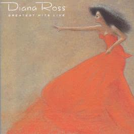 Greatest Hits Live 1989 Diana Ross
