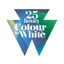 Colour In White 2016 25 Hours