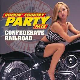 Rockin' Country Party Pack 2000 Confederate Railroad