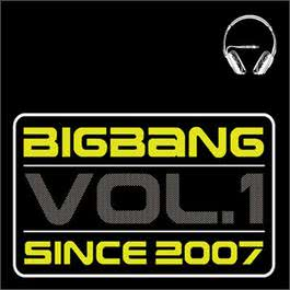 1st Album : BIGBANG Vol.1 2006 BIGBANG