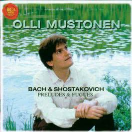 Bach and Shostakovich: Preludes And Fugues 1998 Olli Mustonen