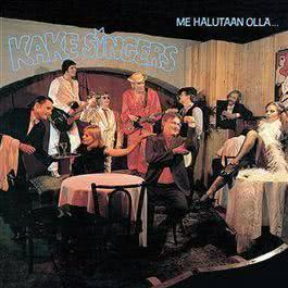 Veka Wesley Hänninen 2002 Kake Singers