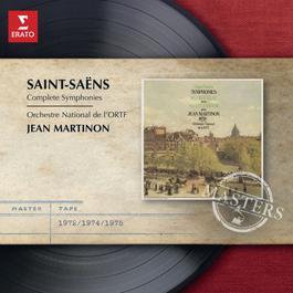 Saint-Saens: Complete Symphonies 2010 Jean Martinon