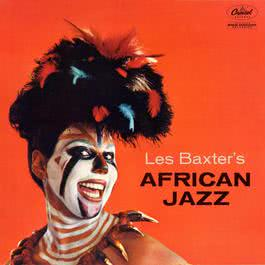 African Jazz 1959 Les Baxter