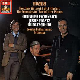 Mozart: Concertos for 2 & 3 Pianos 2003 Christoph Eschenbach