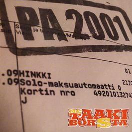 PA 2001 2001 MC Taakibörsta