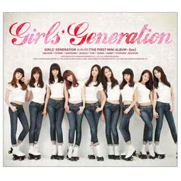 Gee 2010 Girls' Generation