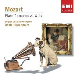 Mozart, W.A.: Klavierkonzerte Nr. 21 & 27 2005 Daniel Barenboim