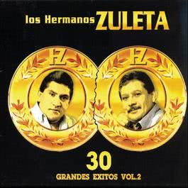 30 Grandes Exitos Vol. 2 2002 Los Hermanos Zuleta