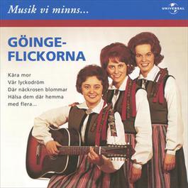 Musik vi minns 2001 Göingeflickorna