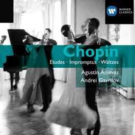 Chopin: Waltzes & Impromptus 2006 Agustin Anievas