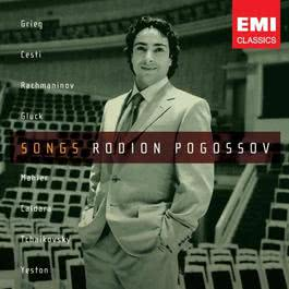Song Recital 2007 Rodion Pogossov