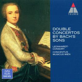 Bach, JC : Sinfonia concertante in F major T.VIII/6 : I Allegro moderato 2004 Gustav Leonhardt, Leonhardt-Consort and Concentus musicus Wien