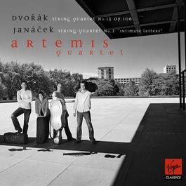 Dvorak Janacek String Quartets 2006 Artemis Quartet