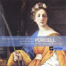 Purcell: Odes 1999 Andrew Parrott