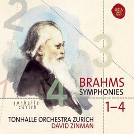 Brahms: Symphonies 1-4 2011 David Zinman