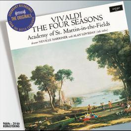 Vivaldi: The Four Seasons etc 2008 Neville Marriner